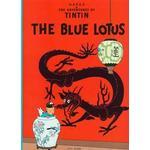 The Adventures of Tintin: The Blue Lotus (Häftad, 1984), Häftad