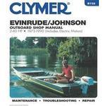 Evinrude Johnson Outboard Shop Manual (Pocket, 1991), Pocket