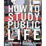 How to Study Public Life (Inbunden, 2013), Inbunden