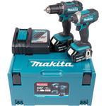 Makita DLX2127MJ (2x4.0Ah)