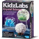 Eksperimentsæt 4M Krystal Videnskab