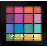 Øjenskygge NYX Ultimate Shadow Palette Brights