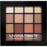 Øjenskygge NYX Ultimate Shadow Palette Warm Neutrals