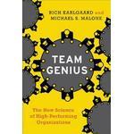Team Genius (Inbunden, 2015), Inbunden
