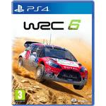 Wrc rally PlayStation 4 spil WRC 6: World Rally Championship