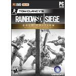 Rainbow six siege pc PC spil Tom Clancy's Rainbow Six: Siege - Gold Edition