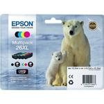 Epson 26XL (T2636) Multipack