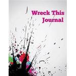 Wreck This Journal (Häftad, 2014), Häftad