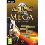 Euro truck simulator 3 pc PC spil Euro Truck Simulator: Mega Collection
