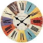 Vægur AMS Wall Clock 50cm (9467) Vægur