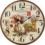 Vægur AMS Wall Clock 40cm (9466) Vægur