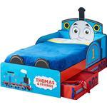 Toge Børneværelse Worlds Apart Thomas the Tank Engine Snuggle Time Toddler Bed