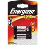 Engangsbatterier Energizer 123 2-pack