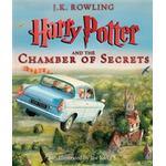 Harry Potter and the Chamber of Secrets: The Illustrated Edition (Harry Potter, Book 2) (Inbunden, 2016), Inbunden