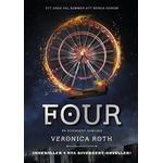 Four: en Divergent-samling (Inbunden, 2014)