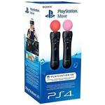 Gamepad Spil Controllere Sony Playstation Move Motion - Twin Pack
