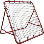 Fodbold træningsudstyr Fodbold træningsudstyr vidaXL Kickback Adjustable Angles 100x100cm