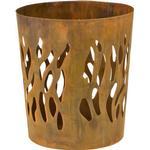 Bålsted Esschert Design Esschert Design bålkurv FF216, rund, rust