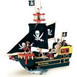 Legetøjsbåd Le Toy Van Barbarossa Pirate Ship