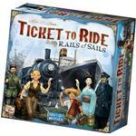 Ticket to Ride: Sails & Rails
