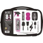 Cykeltilbehør Muc-Off 8 in 1 Bicycle Cleaning Kit standard