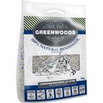 Greenwoods Naturler klumpende grus med zeolit 6kg