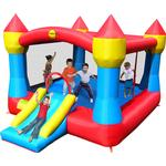 Hoppeborg Happyhop Super Jumping Castle with Sun Cover
