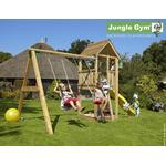 Jungle Gym Legetårn inkl. gyngemodul