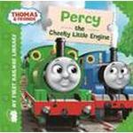 Thomas &; Friends: Percy the Cheeky Little Engine (Kartonnage, 2014), Kartonnage