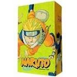 Naruto Box Set 1: 1 Volumes 1-27 (Häftad, 2015), Häftad