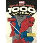 Marvel's Spider-Man 1000 Dot-to-Dot Book (Häftad, 2016), Häftad