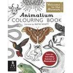 Animalium Bøger Animalium Colouring Book (Häftad, 2016), Häftad