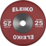 Træningsudstyr Eleiko IWF Weightlifting Training Disc 25kg