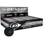 Squashbolde Dunlop Competition 12-pack