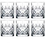 Glas Lyngby Melodia Whiskeyglas 31 cl 6 stk