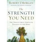 strength you need the twelve great strength passages of the bible