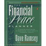 Financial Peace Planner: A Step-By-Step Guide to Restoring Your Family's Financial Health (Häftad, 1998), Häftad