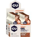 Gu Energy Gels with Caffeine Choclate Outrage 32g x 24 24 stk