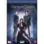 Vampire diaries: Säsong 4 (5DVD) (DVD 2013)