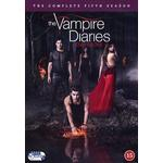 Vampire diaries: Säsong 5 (5DVD) (DVD 2013)