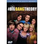 Big bang theory: Säsong 8 (3DVD) (DVD 2015)
