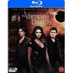 Vampire diaries: Säsong 6 (4Blu-ray) (Blu-Ray 2014)