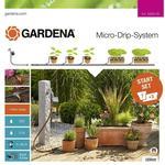 Kunstvanding Gardena Micro Drip System Starter Set Plant Pots M Automatic