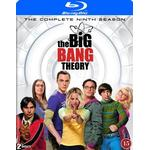 Big bang theory: Säsong 9 (2Blu-ray) (Blu-Ray 2016)