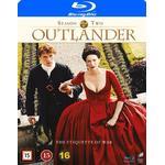 Outlander: Säsong 2 (4Blu-ray) (Blu-Ray 2016)