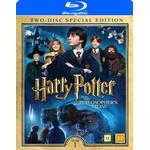 Harry Potter 1 + Dokumentär (2Blu-ray) (Blu-Ray 2016)