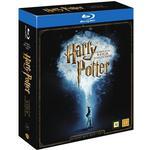 Film Harry Potter 1-8: Slimbox + karta & booklet (8Blu-ray) (Blu-Ray 2016)