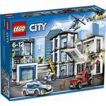 Lego city politi Legetøj Lego City Politistation 60141