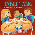 table talk a book about table manners