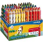 LYRA Groove Color Pencile 96-pack